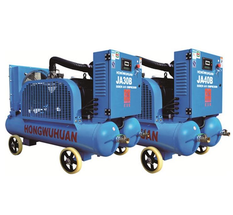 JA系列工程专用螺杆