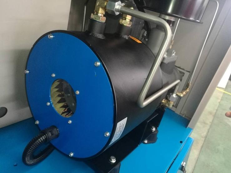 油冷电机(永磁变频